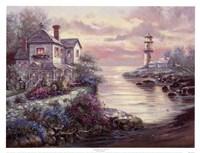 Lighthouse Point Fine-Art Print