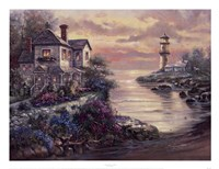 Lighthouse Point Fine-Art Print