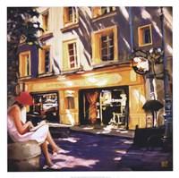 Trattoir Parisien Fine-Art Print