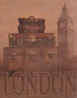 Travel - London Fine-Art Print