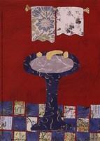 Red Bath IV Fine-Art Print