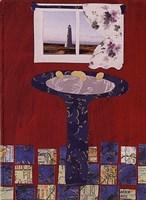Red Bath III Fine-Art Print