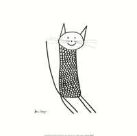 Knit Cat Fine-Art Print