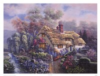 Bedfordshire Sunset Fine-Art Print