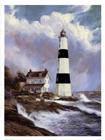 Coastal Beacon Fine-Art Print