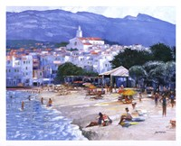 Along The Costa Brava Fine-Art Print