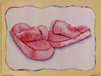 Fat Flip Flops Fine-Art Print