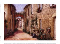 Tuscan Light Fine-Art Print