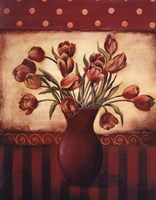 Red Tulips - Grande Fine-Art Print