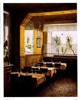 Interieur Restaurant Polidor Fine-Art Print