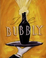 Bubbly Fine-Art Print