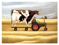 Ride To The Fair Fine-Art Print