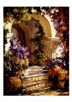 Fragrant Entry Fine-Art Print
