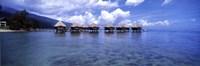 Tahitian Lagoon Fine-Art Print