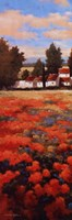 Tejados Rojos I Fine-Art Print