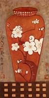Asian Vase I Fine-Art Print