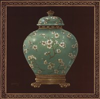 Jade Ginger Jar Fine-Art Print
