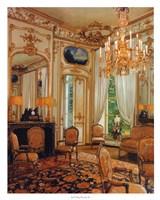 Gold Sitting Room Fine-Art Print