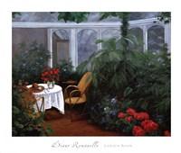 Garden Room Fine-Art Print