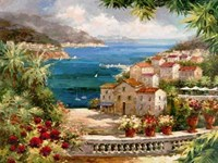Harbor Vista Fine-Art Print