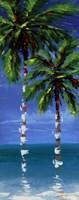 Coastal Palm IV Fine-Art Print