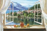 Lago Di Fiori Fine-Art Print