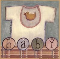 Baby T-Shirt Fine-Art Print
