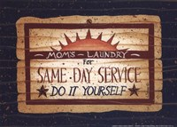 Same Day Service Fine-Art Print