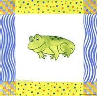 Freddie Frog Fine-Art Print