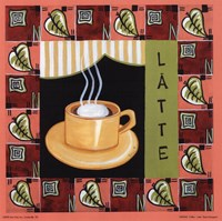 Coffee-Latte Fine-Art Print