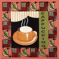 Coffee-Cappuccino Fine-Art Print