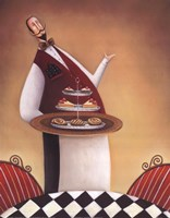 Les Patisseries Fine-Art Print