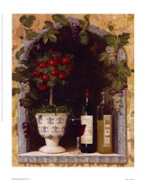 Olive Oil and Wine Arch II Fine-Art Print