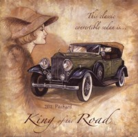 King Of The Road Fine-Art Print