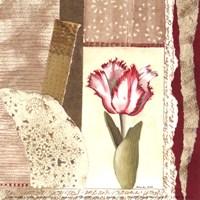 Parrot Tulip Montage II Fine-Art Print