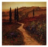 Down The Lane Fine-Art Print