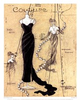 Couture I Fine-Art Print