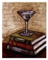 Recipe For The Perfect Martini Fine-Art Print