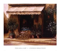 Toscana Cafe Fine-Art Print