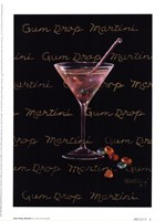 Gum Drop Martini Fine-Art Print