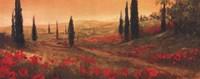 Toscano Panel I Fine-Art Print
