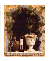 Olive Oil and Wine Arch I Fine-Art Print