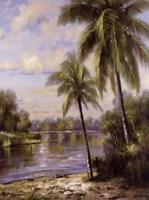 Island Tropics II Fine-Art Print