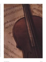 Violin II Fine-Art Print