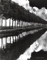 Holland Canal, Sluis, Holland Fine-Art Print