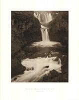 White River Falls Fine-Art Print