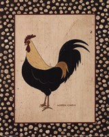 Goldfeather Chicken Fine-Art Print