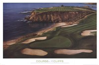 Course On The Cliffs Fine-Art Print