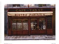 Bistro Parisien Fine-Art Print