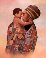 Family Values Woman Fine-Art Print